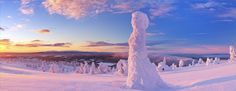 Scenery from Finland, Lapland