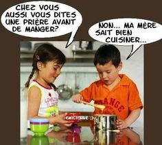Best Ideas For Funny Mom Humor Jokes Mothers Funny Photos, Funny Images, French Cartoons, Funny French, Say A Prayer, Image Fun, Lol, New Memes, Funny Love