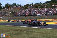 Max Verstappen, Scuderia Toro Rosso, Formule 1 Grand Prix van Hongarije 2015, Formule 1