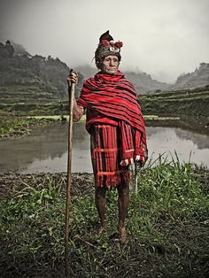 Benguet philippines. An authentic and preserved ethnic people and culture. Wonderful people with interesting beliefs,