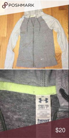 Under amor sweater Size small in amazing condition Under Armour Sweaters V-Necks