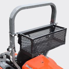 Roll Bar Mounted Tool Tray Kubota Tractor and Mower