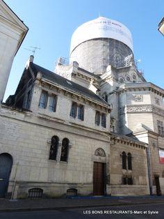 Tours(37)-Basilique Saint-Martin!