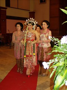 Javanese Traditional Costume