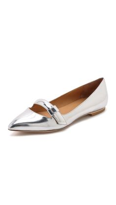 Marc by Marc Jacobs Seditionary Pointy Ballerina Flats