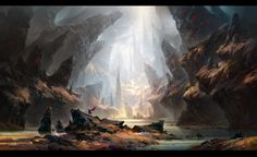 Dragon valley by ~ivany86 on deviantART