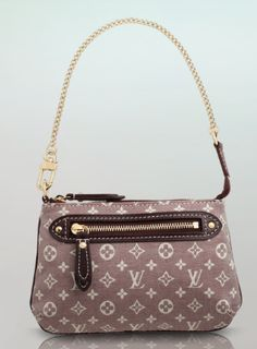 "Louis Vuitton 'MINI POCHETTE"" Monogram Idylle Canvas"