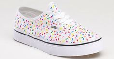 Vans Rainbow Sprinkle | My Style - Mi estilo | Pinterest | Rainbows, Sprinkles and Rainbow sprinkles