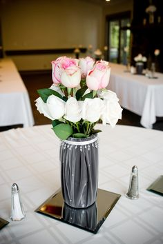 Wedding reception Center piece
