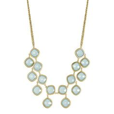 The gorgeous and ever versitile Harper Necklace is in stock and ready to ship!