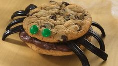 Creepy Crawlers. Kids can help make these creepy critters on even the busiest days. Just 5 ingredients!