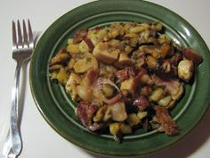 """Natural and Free: Easy """"Meat and Potatoes"""" Skillet (Soy, Fish, Milk, Egg, Wheat and Nut-Free)"""
