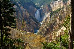 The Lower Falls... (John Sternbergh)