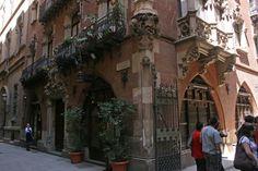 Barcelona, Els 4 Gats in der Casa Marti www.claudoscope.eu