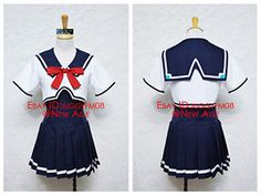 Vocaloid Hatsune Miku Project Diva Uniform Cosplay Costume Outfit Dress Shirt