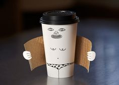 Mr. Chai latte...