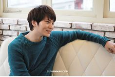 Joo Won for CUVISM Mag | moonjun world | Flickr