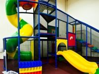 An install we did at Redwood Area Community Center. #Indoor #playground #structure - great fun for the younger kids. www.iplayco.com