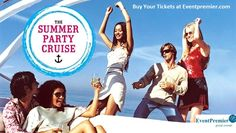 Summer Party Cruise Launch Promo with $20 tickets (50% off) !  Thursday – June 30th, 2016 at 6pm - Summer Party Cruise Launch Promo with $20 tickets (50% off)   #SpiritofBoston #SummerPartyCruise