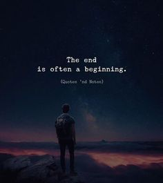 BEST LIFE QUOTES The end is often a beginning. —via https://ift.tt/2eY7hg4