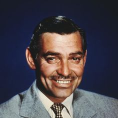"""CLARK GABLE didn't hide his Black and Native American heritage. And when he saw """"colored"""" and """"white"""" bathrooms on the set of Gone With The Wind, he refused to continue working until all of the cast members were treated equally. Clark Gable, African American History, American Indians, American Actors, Kings & Queens, Cinema Tv, Black History Facts, Strange History, Handsome Actors"""