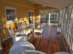 HNH Deck and Porch: Porches & Screened Room Gallery - HNH Deck and Porch, LLC443-324-5217
