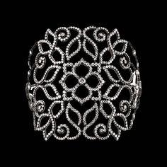 Messika diamond cuff