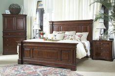 Antebellum Queen Bedroom Group by Fine Furniture Design. FM