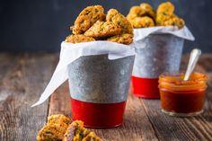 TODAS LAS RECETAS : Croquetas de calabacín y zanahoria veganas sin glu...