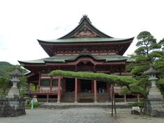 kai-zenkoji Yamanashi 甲斐 善光寺