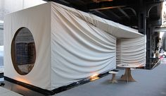 BOFFO Building Fashion 2013 Architizer Competition - Linda Farrow - Architizer