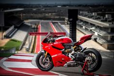 Ducati Panigale R at COTA
