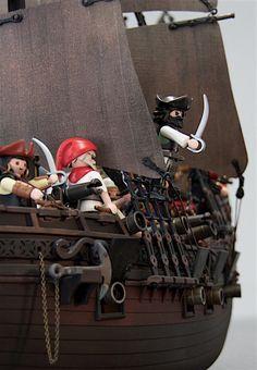 Playmobil Custom Pirate Crew