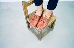 puching loafer