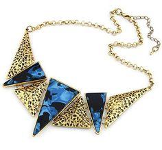 Midnight Blue Necklace