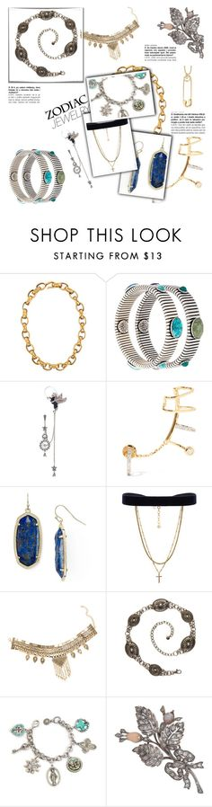 """Jewelry Trends Fall/Winter 2016-2017"" by sibanesly ❤ liked on Polyvore featuring Chanel, Gas Bijoux, Alexander McQueen, Maria Black, Kendra Scott, Vanessa Mooney, Betsey Johnson, Sweet Romance and True Rocks"