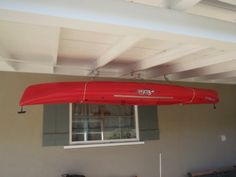 Kayak Storage Shelf DIY - Spearboard.com - The World's Largest Spearfishing Diving Boating Social Media Forum