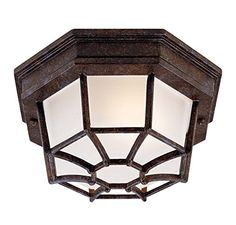 Savoy House 5206672 Exterior Collections Flush Mount -- Learn more by visiting the image link.