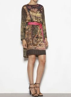 Love the dress version too Japanese Patterns, Spring, Dress Patterns, My Style, Clothes, Collection, Dresses, Diet, Fashion
