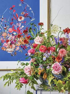 Marcy Cook's Artistic Floral Style All Flowers, Large Flowers, Colorful Flowers, Spring Flowers, Spring Flower Arrangements, Floral Arrangements, Pansies, Daffodils, Floral Style