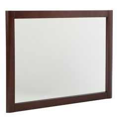 Home Decorators Collection - Madeline Wall Mirror in Chestnut - MDWM26C-CN - Home Depot Canada