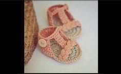 Sandal booties