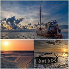 Fotowedstrijd - De Wadden -  De foto's zijn genomen op één van de waddeneilanden, het Wad, de Waddenzee en/of langs de kustlijn van de Waddenzee.  Ingezonden tussen 20 oktober en 3 november 2018, via Instagram #boeksz_dewadden.  Alle inzendingen deden mee aan de verloting van de nieuwe Bosatlas van de Wadden.  De winnaar van de Bosatlas is Beau van @beau_beau1 November, Instagram