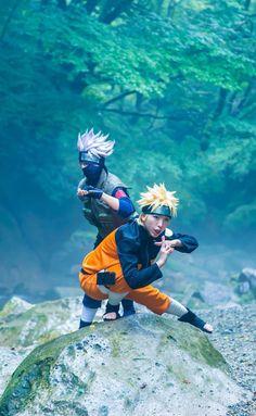 metal Naruto Uzumaki Cosplay Photo - Cure WorldCosplay