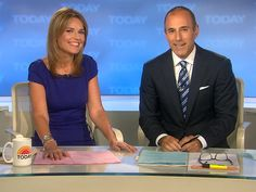 Join us in welcoming Savannah Guthrie as she begins her new role of co-anchor on the show