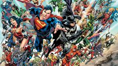 From Death to DC REBIRTH: The First Wave of DC's Renaissance