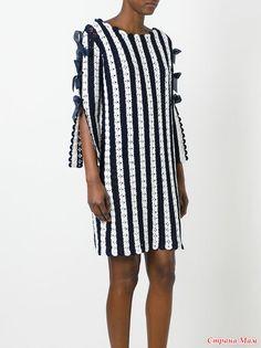 Платье крючком от Каролины Эрерра - Все в ажуре... (вязание крючком) - Страна  Мам f23b2622d3a