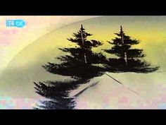 s19 07 Covered Bridge Oval - (Bob Ross) - YouTube