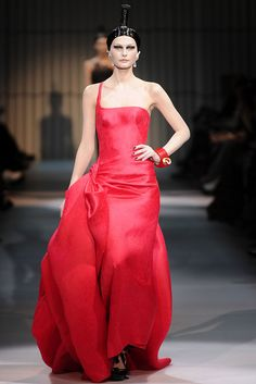 Armani Privé Spring 2009 Couture - Collection - Gallery - Style.com