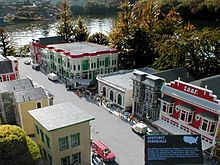 Ferndale, California - the town is chock-full of wonderful Victorian homes and buildings